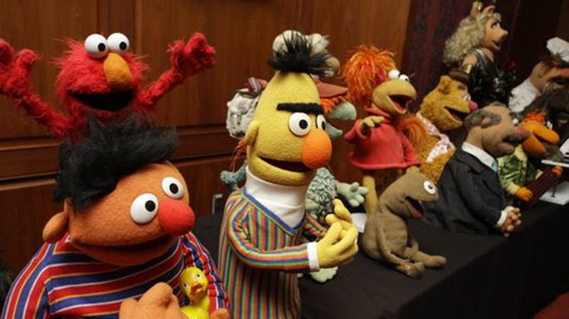 21 Muppets Find a Much-Deserved Home at the Smithsonian