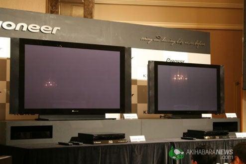 New Pioneer 50-inch, 60-inch Plasma TVs Show Off Deep, Deep Blacks