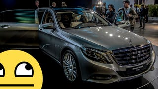 Here's Why The Mercedes-Maybach S600 Isn't As Impressive As You Think