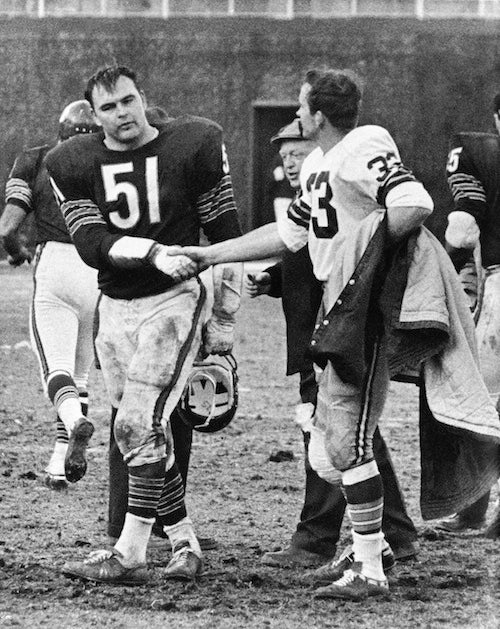 Butkus: One Season And One Injury With The Meanest Man Alive