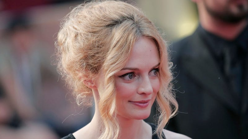 Heather Graham's Sensual Saturday Bubble Bath Interrupted by a Raging Candle Fire
