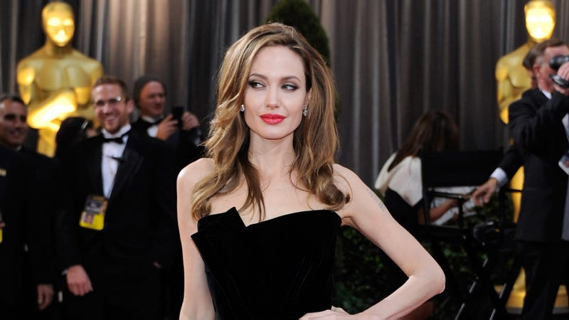 Angelina Jolie Knows that Being Mega-Rich Makes Motherhood Easier