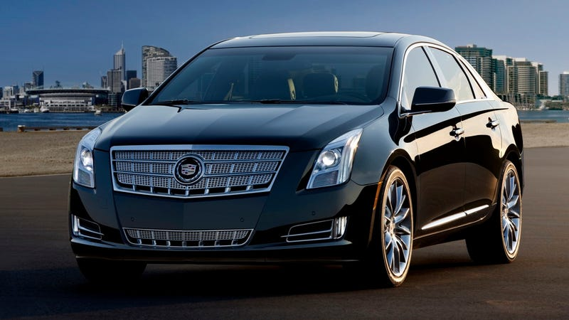 2013 Cadillac XTS: Photos