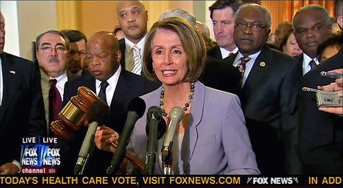Now Someone Is in Jail For Threatening Nancy Pelosi