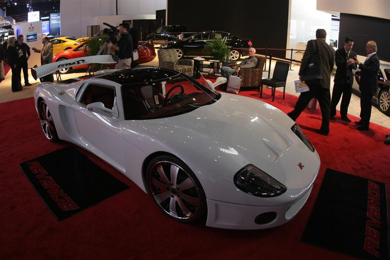 2009 Detroit Auto Show: Top Ten Reveals Of Day Two