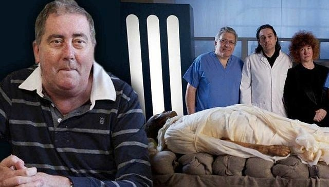 Meet the First Person to Get Mummified in 3000 Years