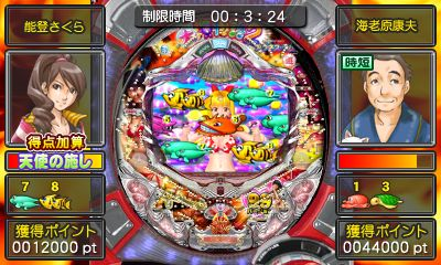 In This Game, You Fight Against an Evil Organization Out To Destroy Pachinko