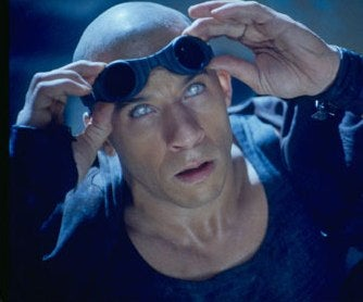 Chronicles Of Riddick Is New Lord Of The Rings, Diesel Says
