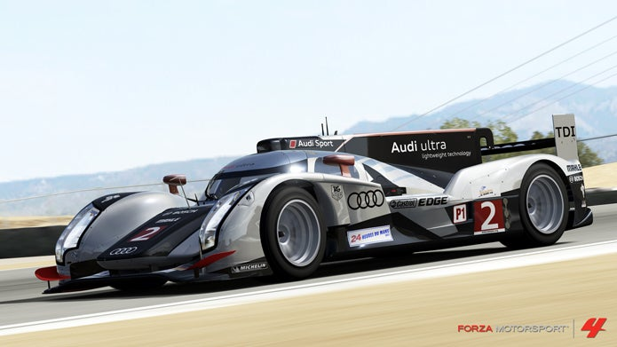 Forza 4 'ALMS Pack' DLC: Gentleman, Start Your Fantasies