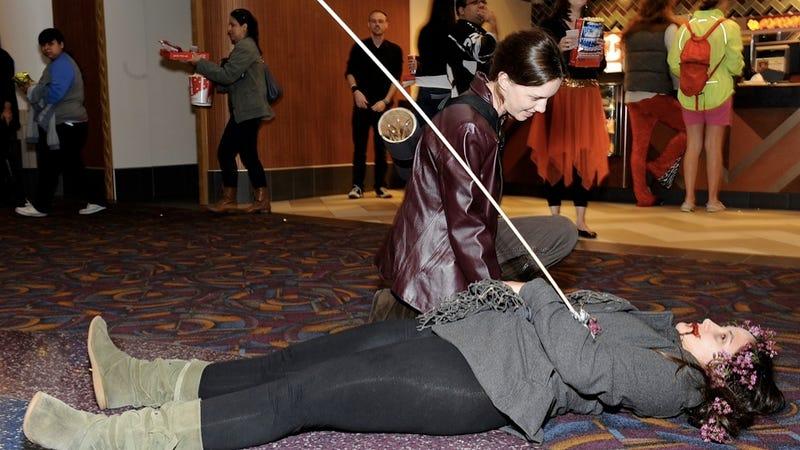 Hunger Games Spoiler Alert: Bad Shit Happens to Kids