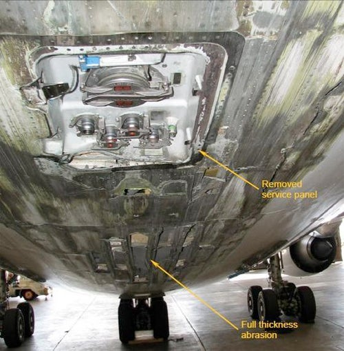 Typo Caused Airbus Plane Tail-Strike During Takeoff in Australia