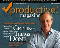 Download the Free Inaugural Issue of Productive! Magazine