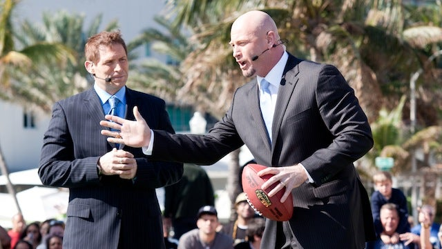 Analyst Trent Dilfer Would Rip Quarterback Trent Dilfer