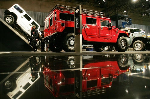 Hummer, A Eulogy: America Says Goodbye To Itself