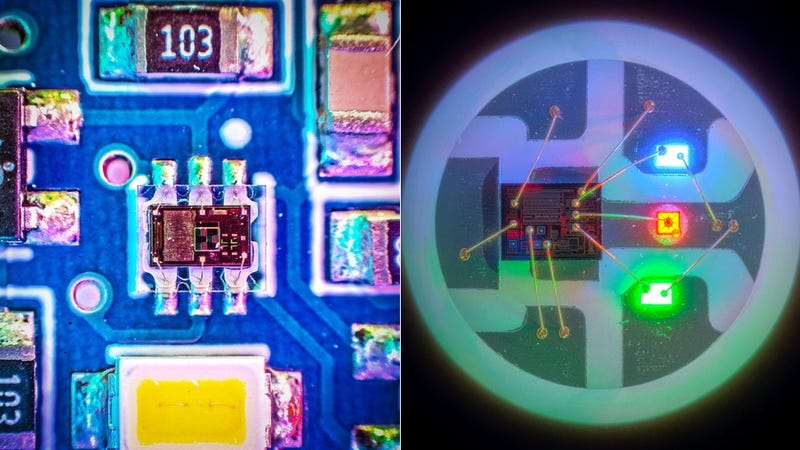 Macro Photographs of Electronic Components Are the Best Geek Porn