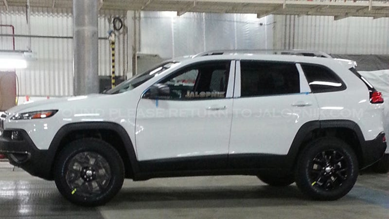 2014 Jeep Cherokee: This Is It