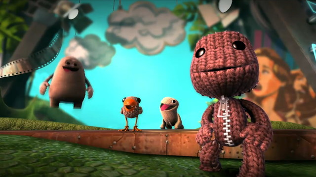 Rejoice, LittleBigPlanet 3 Is Coming To The PS4