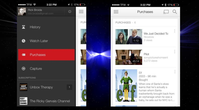 Watch Google Play Videos on Your iOS Device with the YouTube App