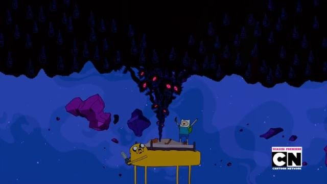 Here's All The Crazy Biz From Adventure Time's Season 6 Premiere