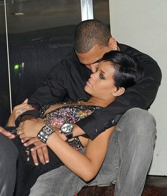 Rihanna/Chris Brown Debacle Began Over Text Message, Will Be Ended By Jay-Z