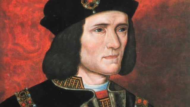 Where the hell is King Richard III's body?