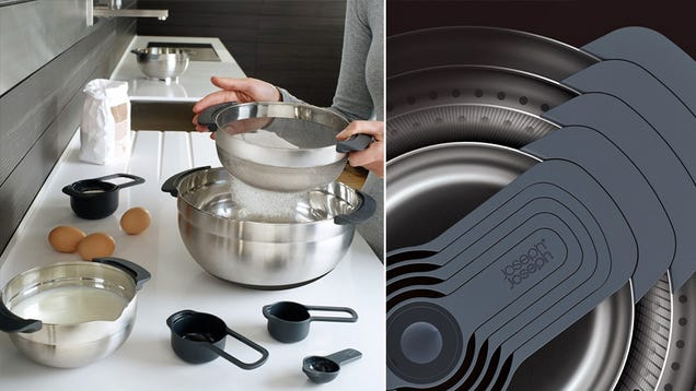 Almost Everything Your Kitchen Needs In One Neat And Tidy