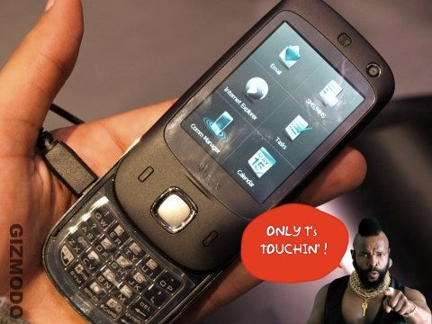 Hands On HTC Touch Dual (Nice, but Still WinMo)