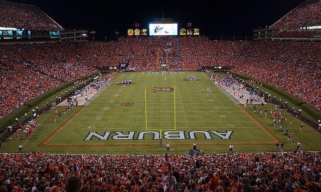 Auburn Just Gave Itself Three More National Championships