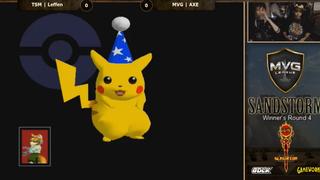 Watch The World's Best Pikachu Player Defeat <i>Smash Bros.</i> Gods
