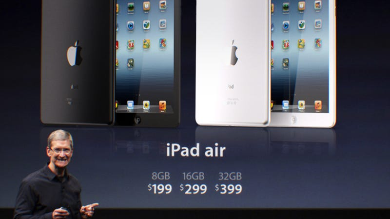 iPad Air or iPad Mini, That Is the Question