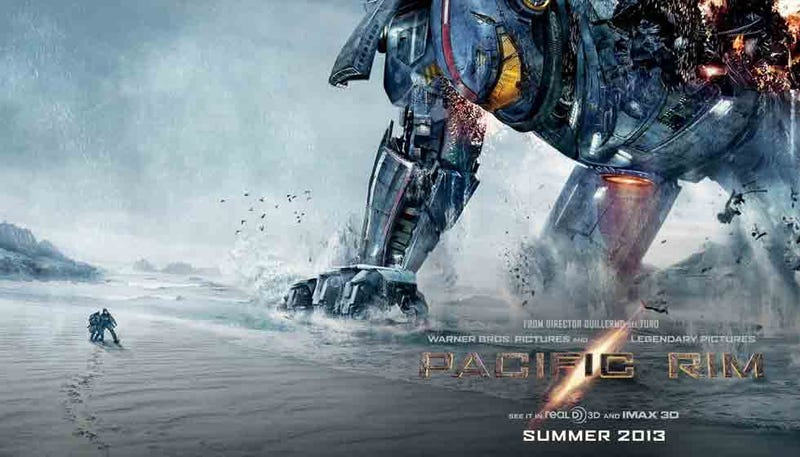 Monsters vs. Giant Robots in the First Trailer for Guillermo del Toro's Pacific Rim
