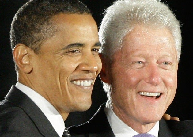 Bill Clinton Will Just Tell Obama What to Do