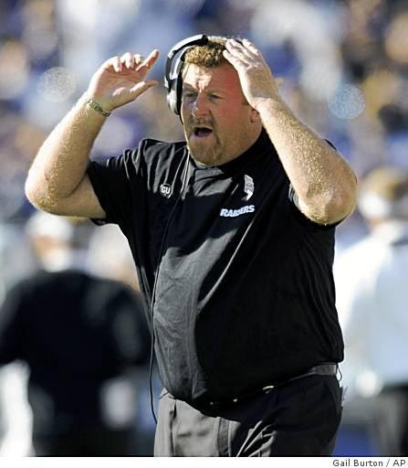 Raiders Already In Mid-Season Form