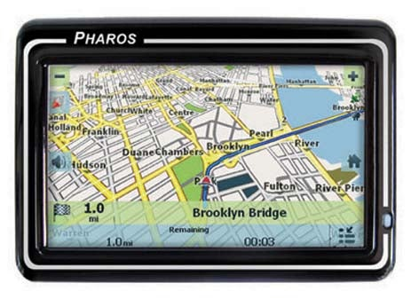 Pharos' Entry Level GPS Units Are Cheap Enough To Be Disposable