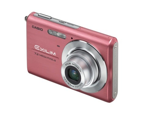 Casio Exilim Coming out in Pink - Again. This Time for Breast Cancer