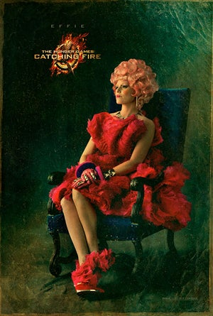Effie Trinket's Capitol Portrait Is Here
