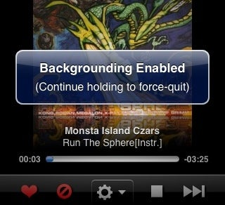 iPhone-Backgrounder Lets You Run Multiple iPhone Apps
