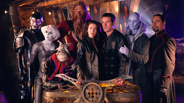 The Farscape Movie is Officially Happening