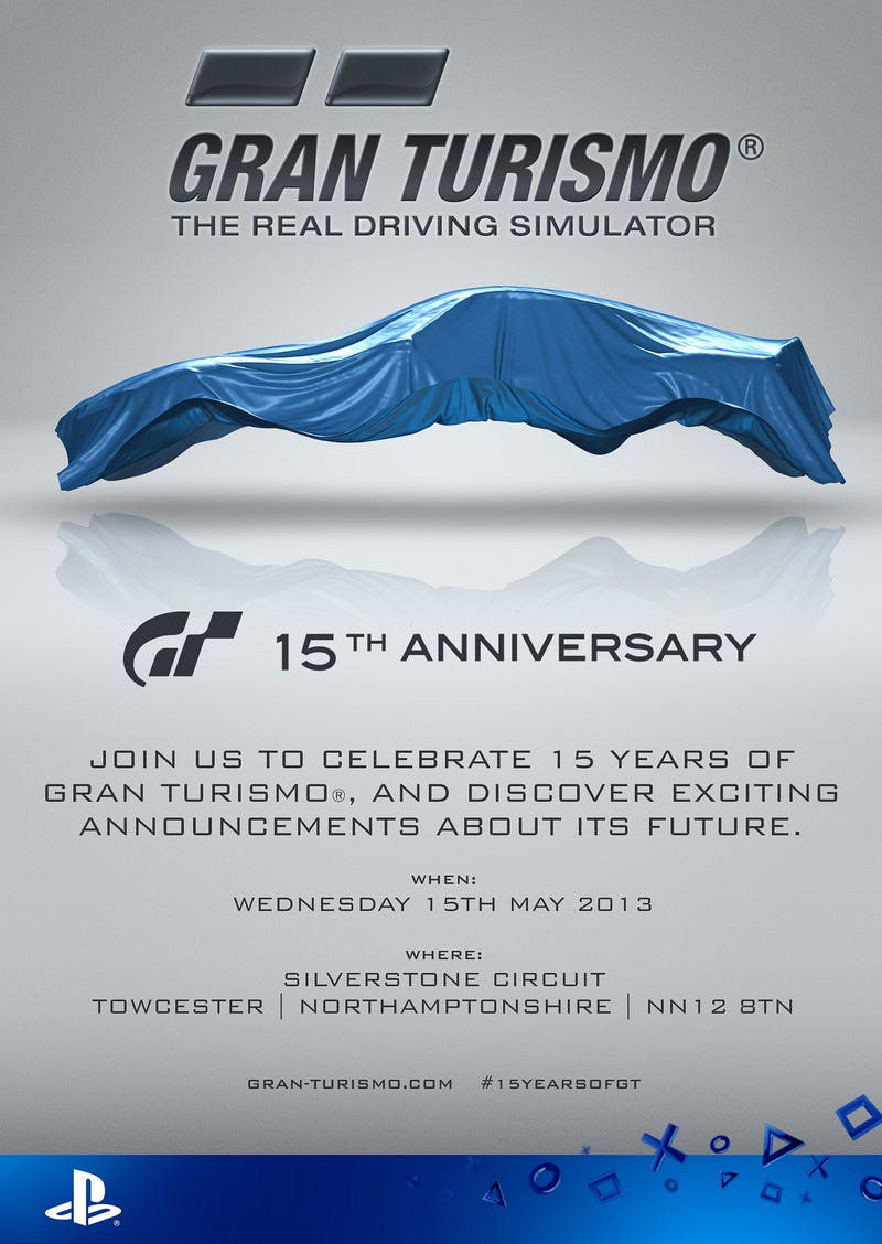 New Gran Turismo On The Way?
