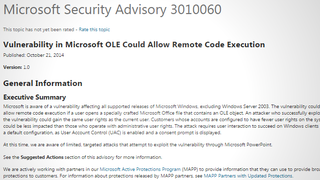 Watch Out for Suspicious Microsoft Office Files--It Could Be Malware