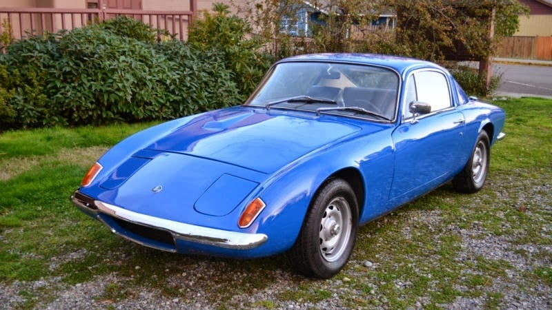 You Don't Need To Be Named Elon To Afford This Lotus Elan +2