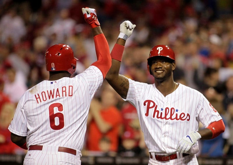 Sure, Why Not, Give Blind Boy Some Credit For Ryan Howard's Homer