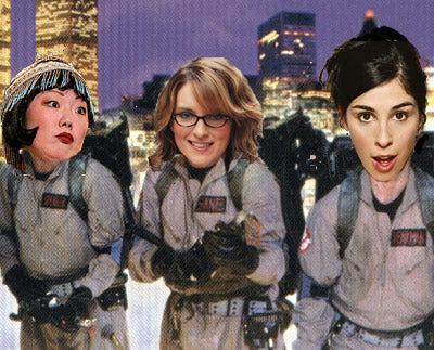 Who Should Be The First Female Ghostbuster?