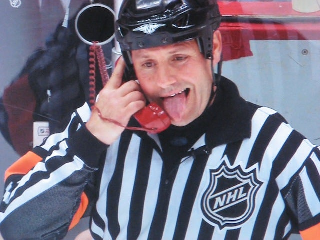 Referee Achieves Lifelong Dream Of Flipping Off Fans