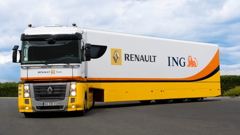 It's Game Over For The Renault Magnum
