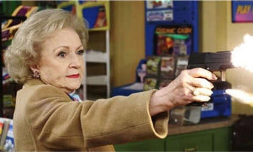 Guys, Isn't Betty White Too Old to Do SNL By Herself?