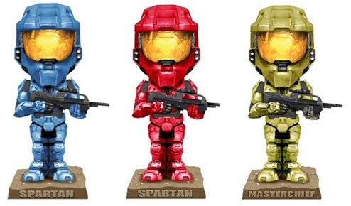Will Halo Bobbleheads Get You To Comic-Con?