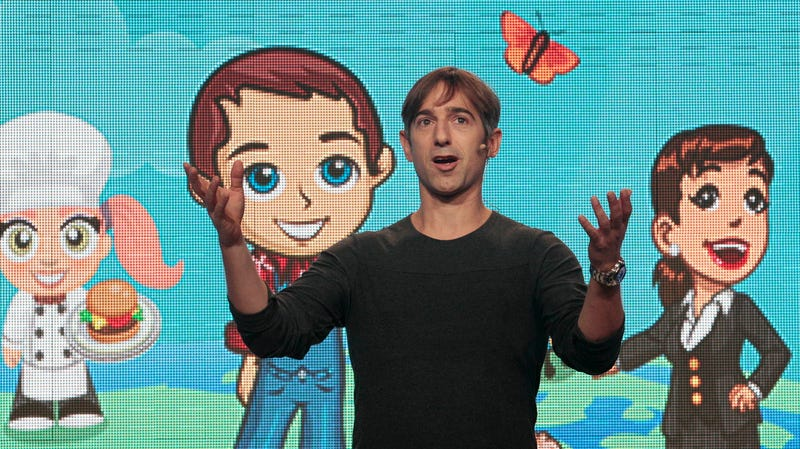Zynga Boss Proves He's Totally Out Of Touch With Games