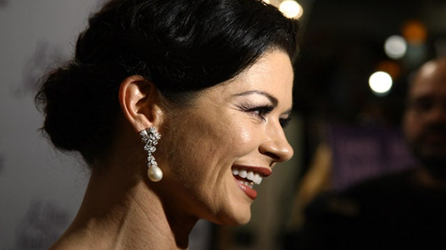 "Catherine Zeta-Jones To Become ""Face"" Of Bi-Polar Disorder?"