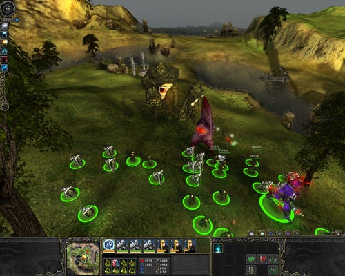 Free-To-Play MMORTS Dreamlords Launching Wednesday